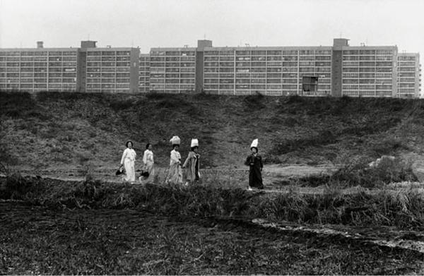 Lost Landscape - Seoul 1970 - Kim Kichan